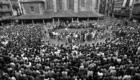 1984. Funeral de Perez de Arenaza en Mondragon
