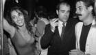 1983 Silvia Munt, Antonio Resines