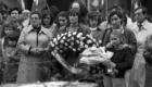 1984 Funeral Lopez Arenaza, muerto por el GAL.Mondragon_Arrasate