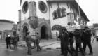 984. Funeral por el Soldado de Marina muerto en atentado de ETA en Fuenterrabia