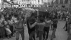 1984.Funeral Agustin Arregui en Hernani