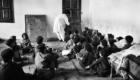 Pakistan 1997.Escuela rural