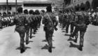 1984 Marines del Batallón de los Gansos Salvajes