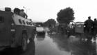 1984 Frontera de Irún, la UAR custodiando el cuerpo de Rafael Goikoetxea a Hernani
