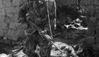 Perú 1984 _J.R_ oficial de la infantería de Marina de la patrulla _Los Gansos Salvajes_tiftif