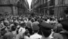 1984 Incidentes al termino de La Salve en San Sebastián