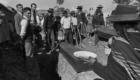 Perú 1984 Funeral en Huamanguilla