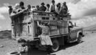 Perú 1984 _Colectivo_ por carreteras sin asfaltar a 4.000 metros de altura