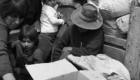 Perú 1984 Campesinos en Ayacucho